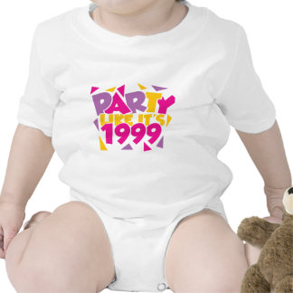 Party Like It s 1999 - Funky1 T Shirt