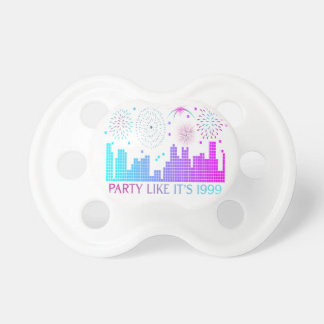 Party Like It s 1999 - Purple City Pacifiers
