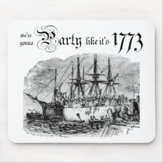 Party like It's 1773 Mouse Pad