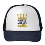 Party like it's 1985 hat