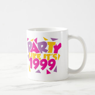 Party Like It's 1999 - Funky1 Coffee Mug
