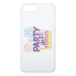 Party Like It's 1999 - iPhone 7 Case