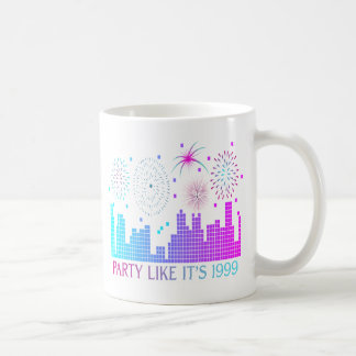 Party Like It's 1999 - Purple City Coffee Mug