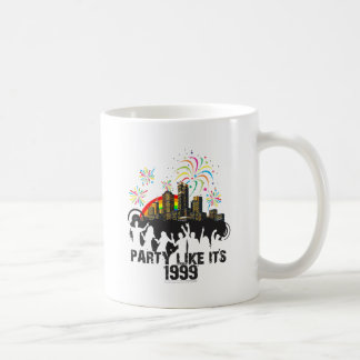 Party Like It's 1999 - Rainbow City Coffee Mug