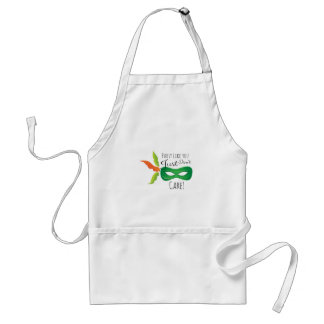 Party Like You Just Don't Care! Apron