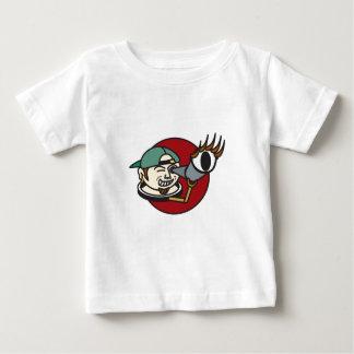Party Man: Eye Spy Baby T-Shirt