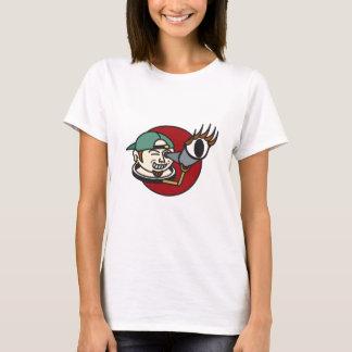 Party Man: Eye Spy T-Shirt