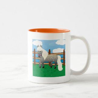 Party Marty! Two-Tone Coffee Mug