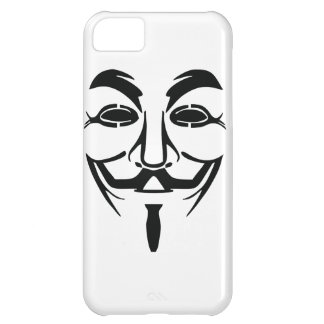 party mask iPhone 5C cover