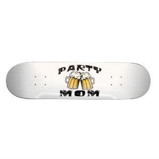 Party Mom Skateboard Deck