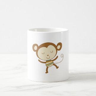 Party monkey mug