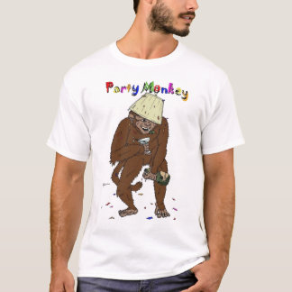 Party Monkey T-Shirt