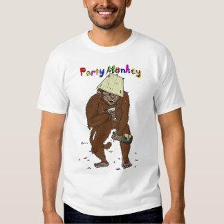 Party Monkey Tee Shirt