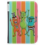 Party Monsters Kindle Keyboard Case