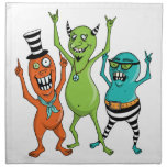 Party Monsters Napkins