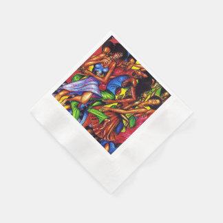 party napkins paper napkins