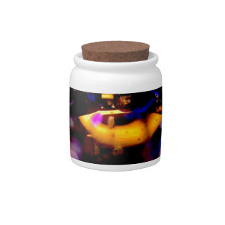 Party Night Candy Jar