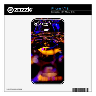 Party Night Decals For The iPhone 4S