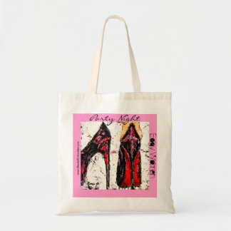 Party Night Tote Bag