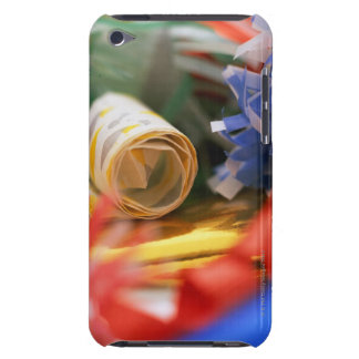 Party noisemakers iPod Case-Mate case