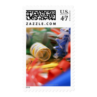 Party noisemakers stamp