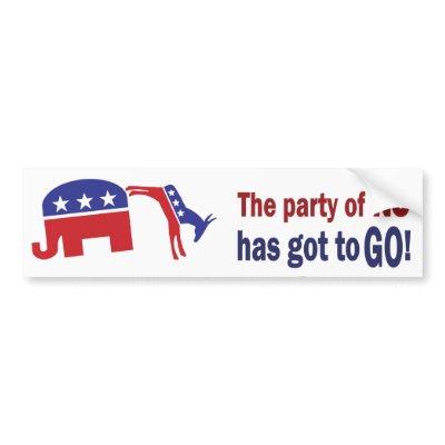 party of no agenda