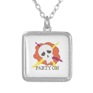 Party On Pendant