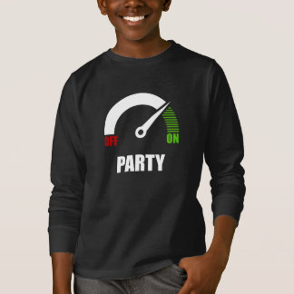 Party On T-Shirt
