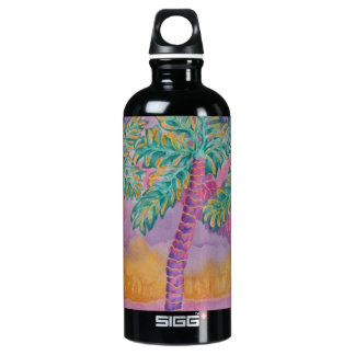 Party Palms Water Bottle