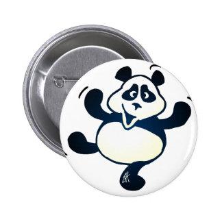 Party Panda Button