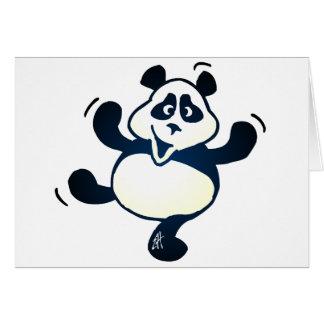 Party Panda Card