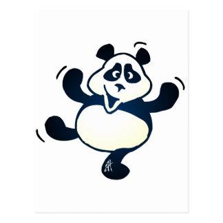 Party Panda Postcard