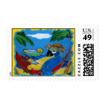Party Parrot Postage