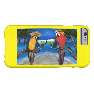 Party Parrots Barely There iPhone 6 Case