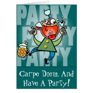 Party Party Card