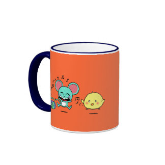 Party, Party! Ringer Coffee Mug