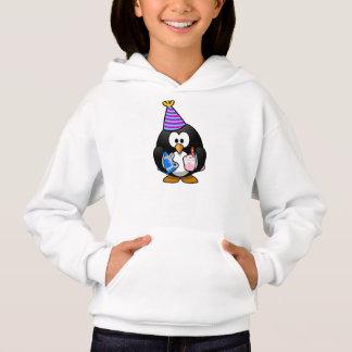 Party Penguin Hoodie