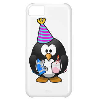 Party Penguin iPhone 5C Cover