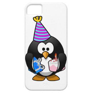 Party Penguin iPhone SE/5/5s Case