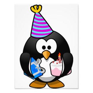 Party Penguin Photograph