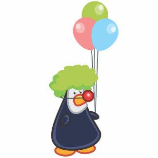 Party Penguin Photo Cut Out