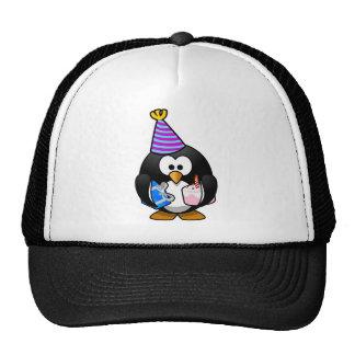 Party Penguin Trucker Hat