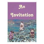Party Penquins Invitations