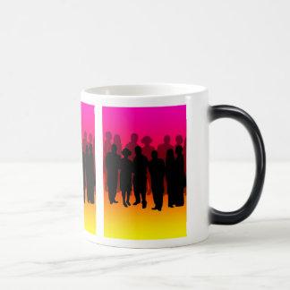 Party People copy, Party People copy, Party Peo... Magic Mug