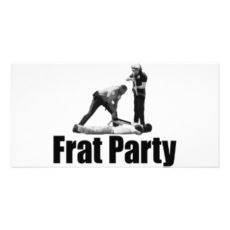 Party Picture Card