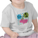 Party Pig First Birthday T-shirt