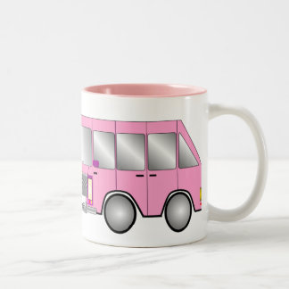 Party Pink Limo Mugs