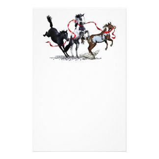 Party Ponies Stationery