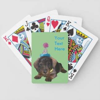 Party Pooper Bicycle Playing Cards