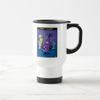 Party Pooper Coffee Mugs